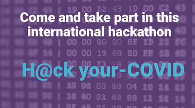 """Join this years' Unite! Students' hackathon themed """"From post COVID University to inclusive European university"""""""